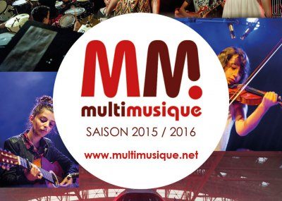 couverture Multimusique