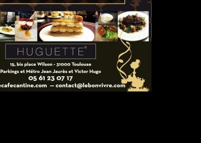 Pub de décembre Huguette