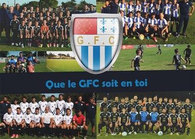 Plaquette Grenade FC