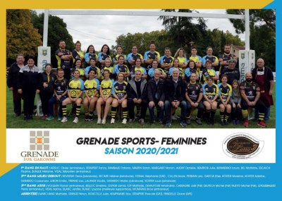 Poster Filles GS