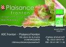 carte de visite Plaisance